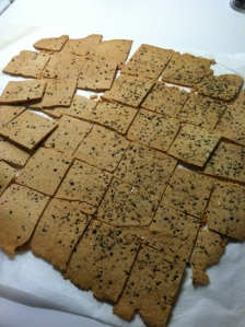 Almond Flour Crackers from Pure Home and Body 1