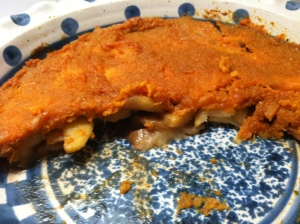 See how fabulous this Sweet Potato Apple Pie from Paleo On a Budget is?? I wish you were here to taste it, smell it, and applaud it!